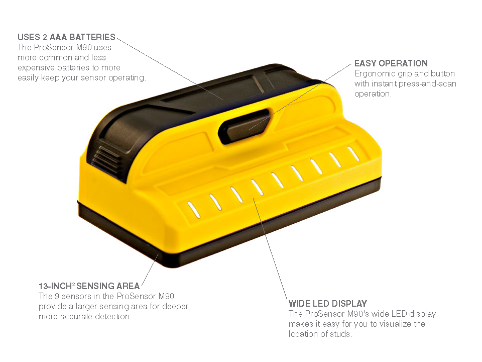The 7-Step Process to Mastering the Use of a Stud Finder